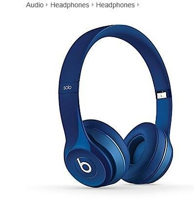 Beats Headphone Giveaway ITem